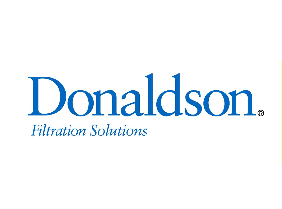 Logo fyrirtækisins Donaldson
